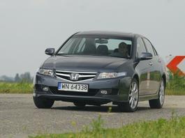 Używana Honda Accord – nadal warto ją kupić!