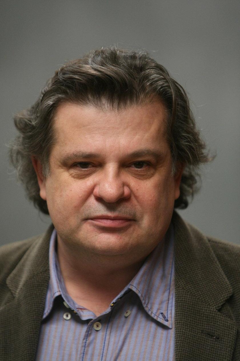 Krzysztof Globisz w listopadzie 2010