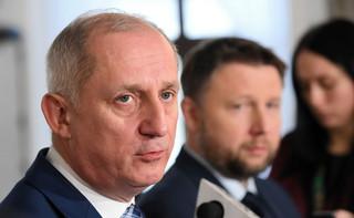 PiS chce reakcji władz PO na 'taśmy Neumanna'