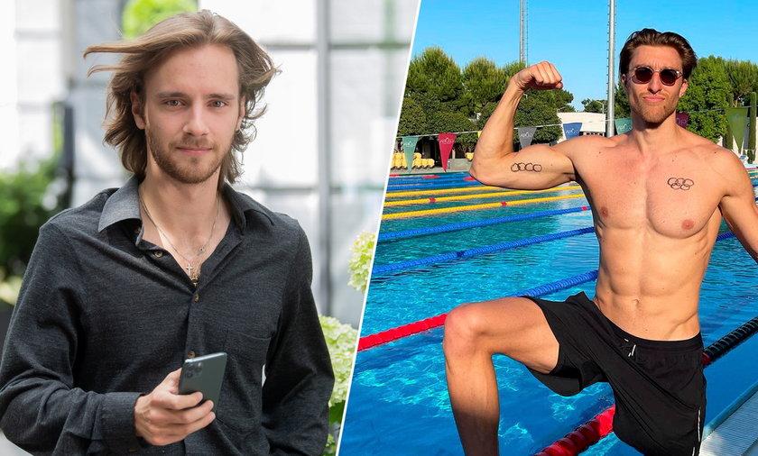 Tokio 2020. Maciej Musiał jest dumny z kolegi. To aktor, kontroler lotów i przyszły olimpijczyk.