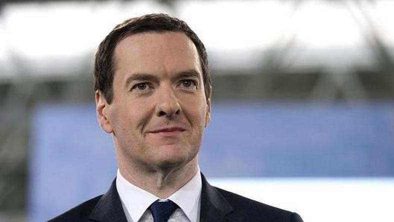 UK's Osborne rules himself out of race to succeed PM Cameron
