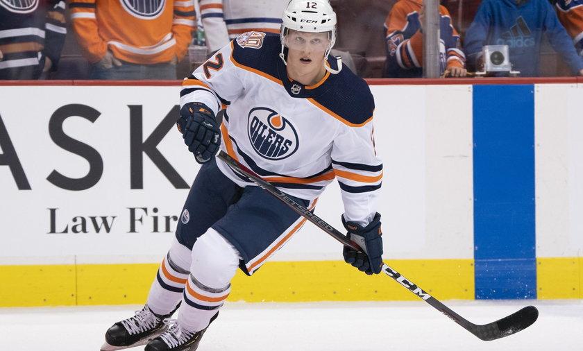 Zmarł 25-letni hokeista Edmonton Oilers Colby Cave