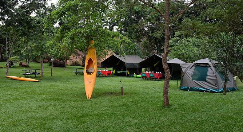 5 camping and glamping destinations in Kenya you need to check out. (courtesy)
