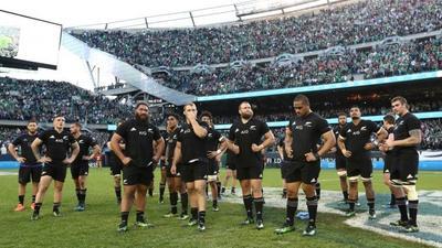 All Blacks ready to transfer Ireland pain to Italy