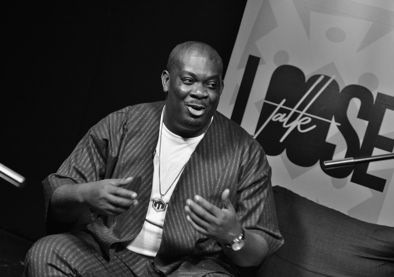 The Loose Talk Podcast episode, 'The Blueprint' featured Don Jazzy. (Pulse Nigeria)