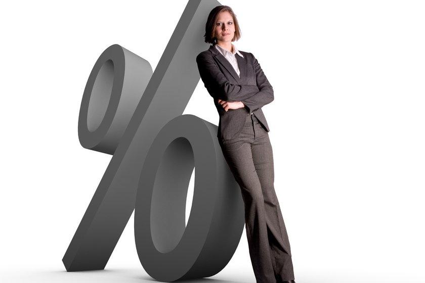 Uważajmy na oferty, których oprocentowanie jest wyższe od lokat bankowych
