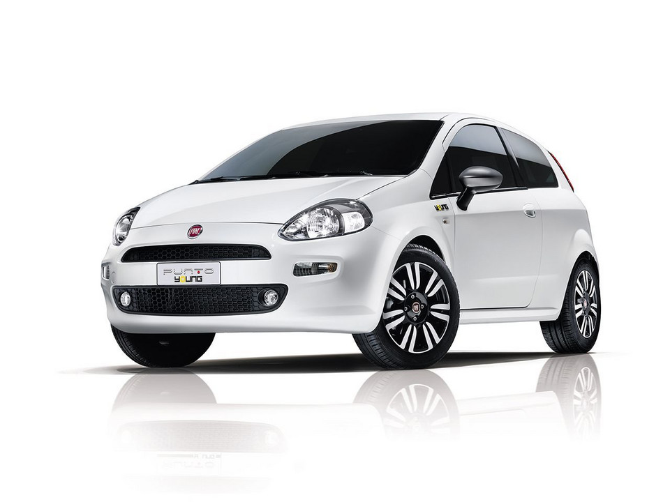 Fiat Punto Young (2013)