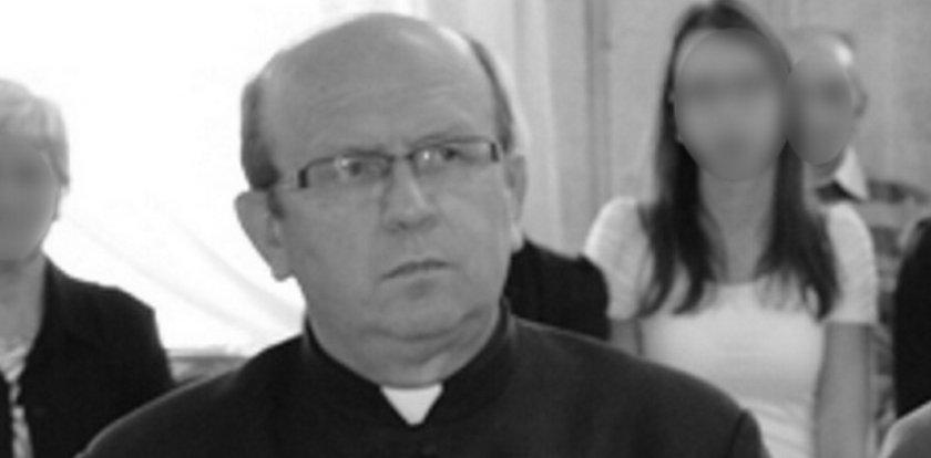 Zmarł ks. Adam Myszkowski. Na początku marca został ciężko pobity