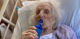 103-latka z USA pokonała koronawirusa. Pomogły polskie korzenie?