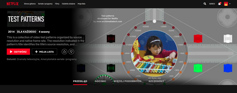 Netflix - Test Patterns