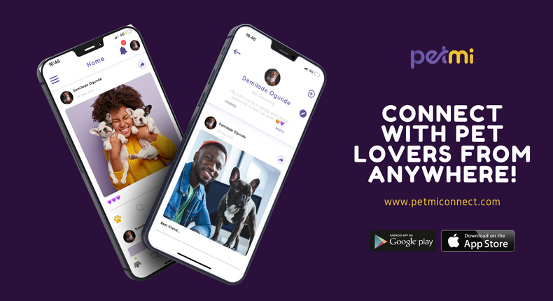 Pet community Woofline Pets rebrands as Petmi with exciting new app features