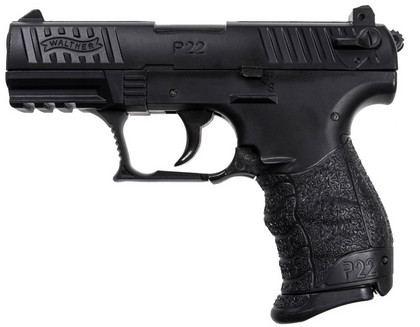 Spotyka się z pistoletem glock