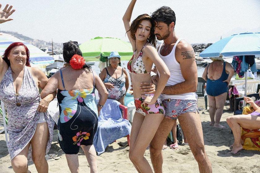 Michele Morrone w kampanii marki Dolce & Gabbana