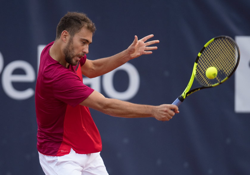 Z różnych względów się nie udało, ale tenisista zapowiada, że jeszcze nie powiedział ostatniego słowa.