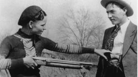 Bonnie i Clyde - gangsterzy i kochankowie. Historia prawdziwa