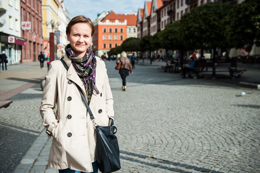 Karolina Wolska (20 l.), wrocławianka