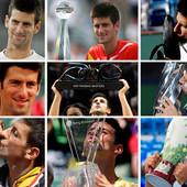 DEVET KORAKA DO ISTORIJE Novak Đoković, od klinca koji je osvojio prvu masters titulu, do vladara tenisa /FOTO/
