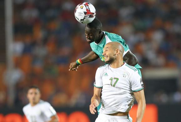 Alžirci su poveli golom u drugom minutu