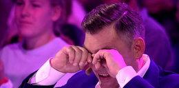 Michalczewski popłakał się w telewizji
