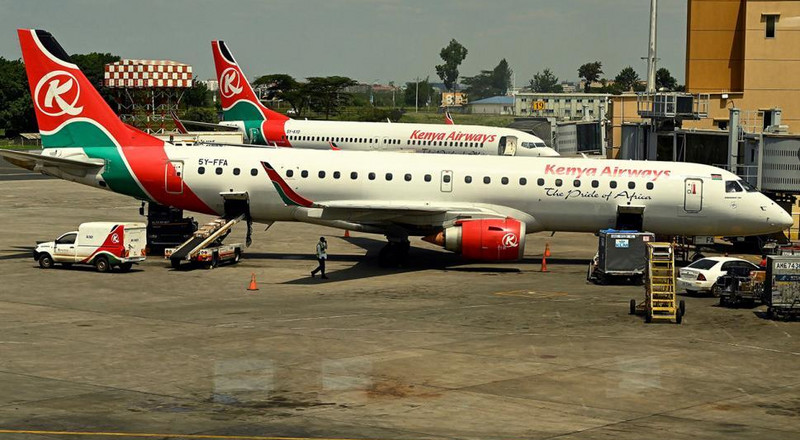 Pilot dies of coronavirus, days after flying KQ's last plane from US