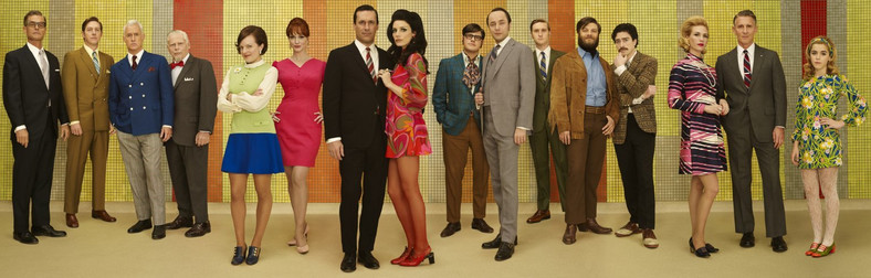 """Mad Men"" - 7. sezon"