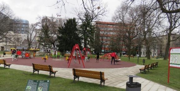 Zatvoreno 500 parkova u Beogradu, danas još 1.300
