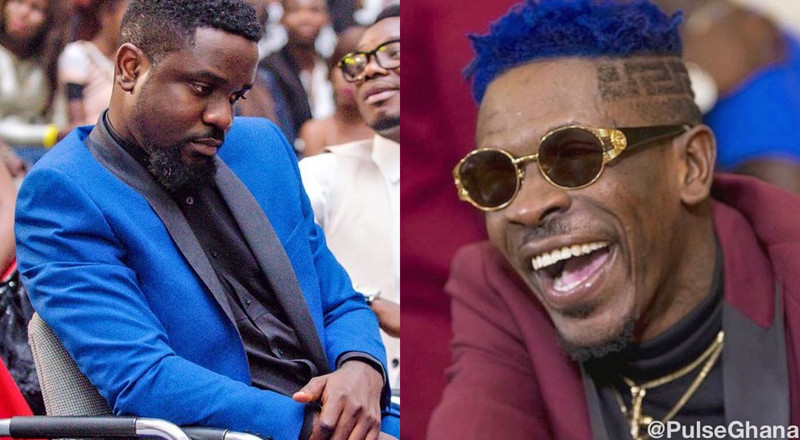 You and your fans fool too much; Shatta Wale attacks Sarkodie over Jay Z feature comment