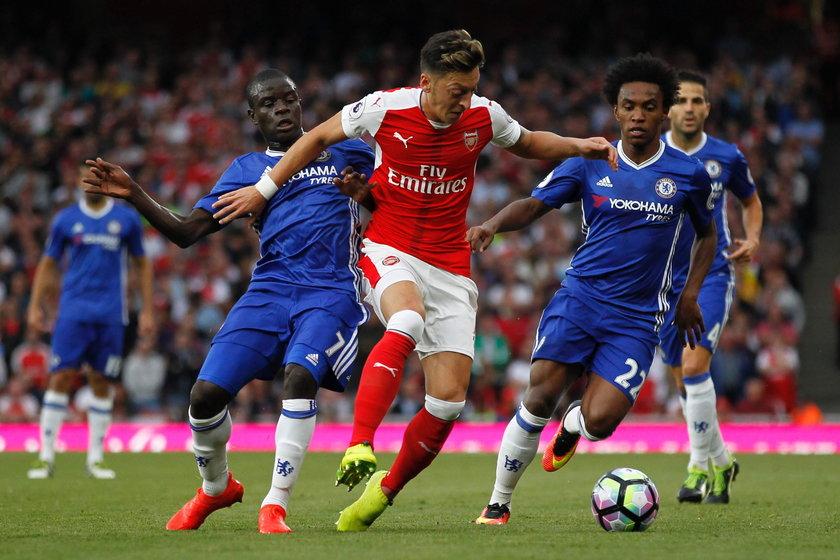 Nietypowe żądania gwiazdy Arsenalu
