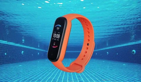 Amazfit Band 5 to ulepszona wersja opaski Xiaomi Mi Band 5