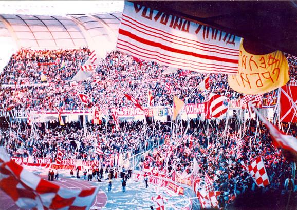 Tribine u Bariju 1991. godine