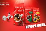 Blic - Redizajnirana pakovanja Doncafé