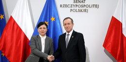 Wiceszefowa KE w Polsce. Seria spotkań na szczycie