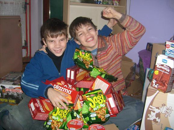 Miroslav (8) i Đorđe (9) Đorđević, Zaječar