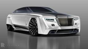 Tak będzie wyglądał Rolls-Royce Phantom w 2050 roku