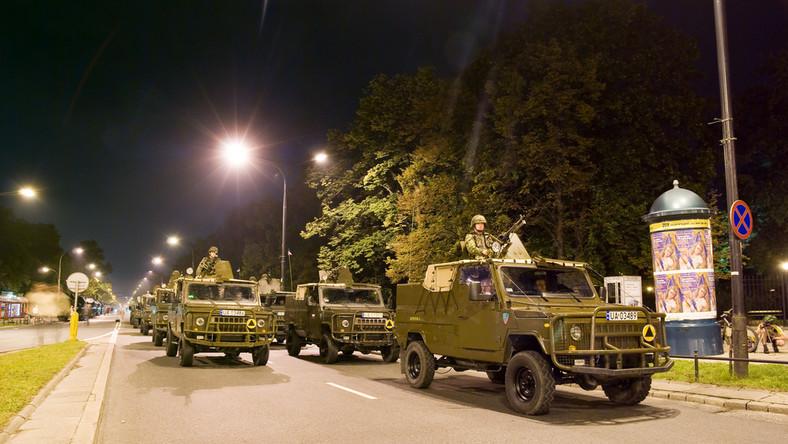 Samochody wojskowe