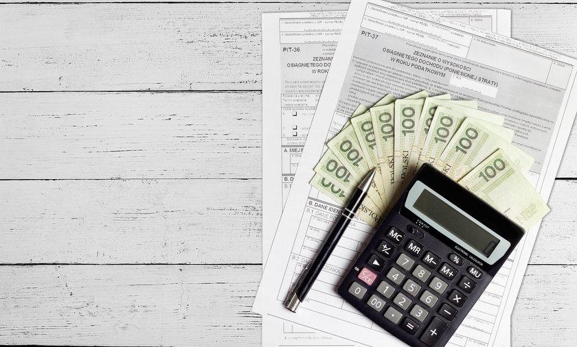 Zmiany podatkowe w Polskim ładzie ulga dla dużych rodzin.