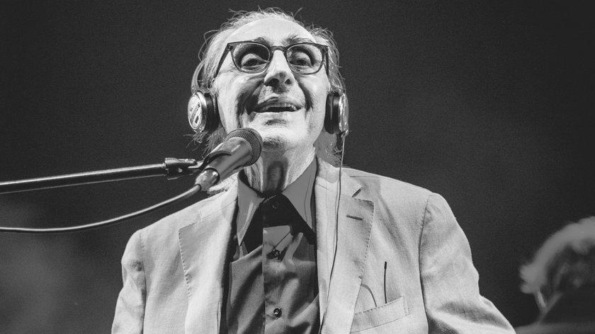 Franco Battiato nie żyje. Uczestnik Eurowizji 1984 zmarł we wtorek 18 maja. Miał 76 lat