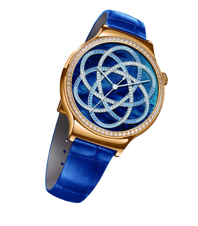 Huawei se okrenuo damama, pa novi sat ima kristale