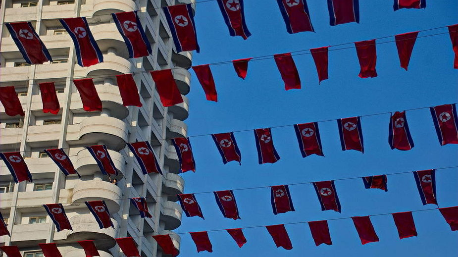 Architektura Pjongjangu