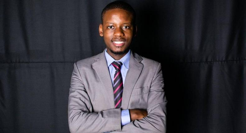 KTN Journalist Timothy Otieno