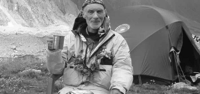 Kolejny himalaista pokonany przez K2. Zginął Rick Allen