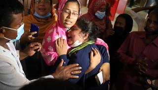 Bangladesz: 17 osób zginęło w wybuchu gazu w meczecie