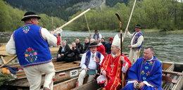 Ruszyły spływy Dunajcem