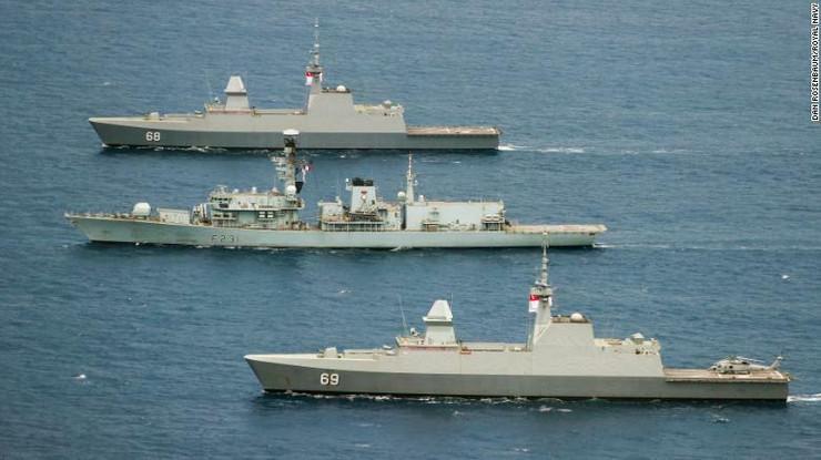 Britanija brod