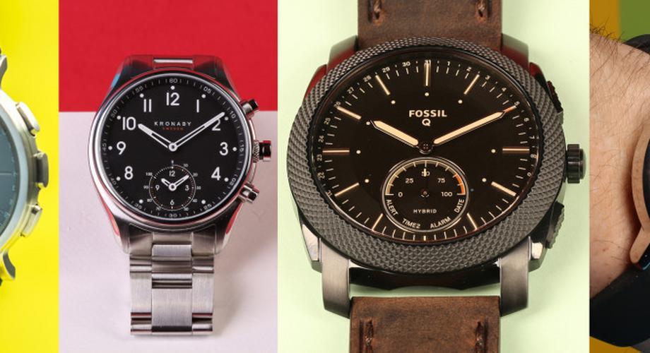 Vergleichstest: Hybrid-Smartwatches – welche kaufen?