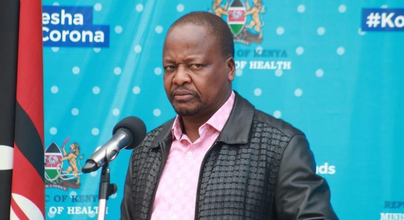 Mutahi Kagwe
