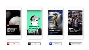 Google wprowadza AMP Stories - nowy format prezentacji newsów na telefonach