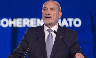 Macierewicz: W kwietniu raport końcowy podkomisji smoleńskiej