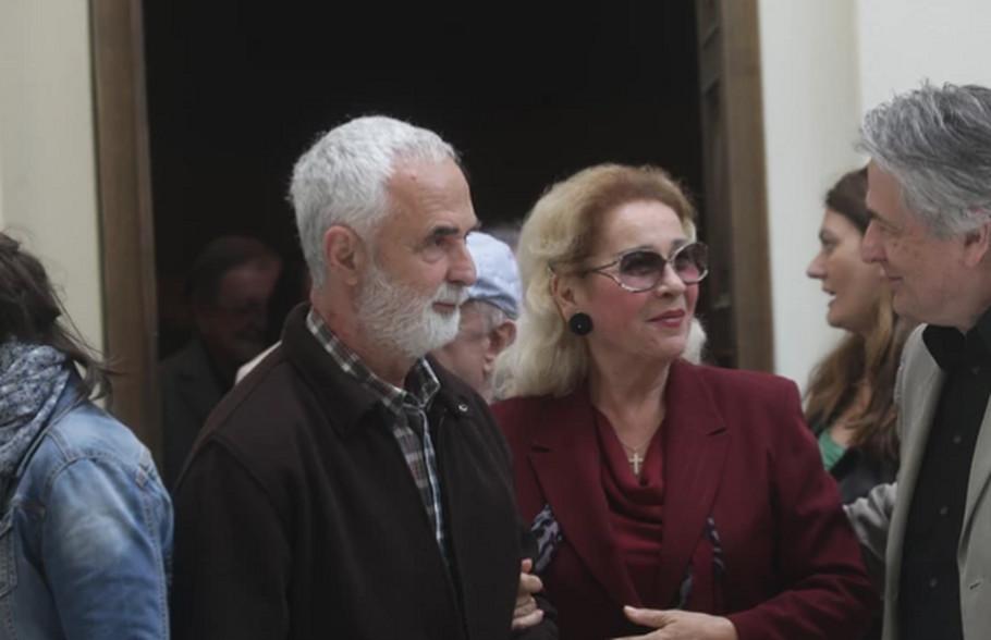 Gordan Mihić i Vera Čukić