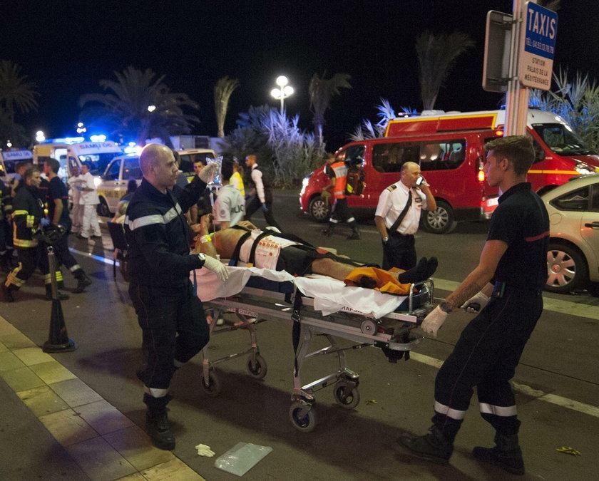 Nastolatki z Nicei planowały zamachy